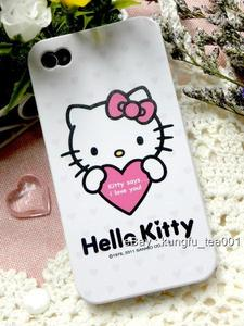 hallo kitty cover I Phone 4/4S