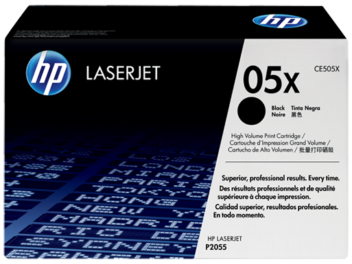 HP Ink for 05X